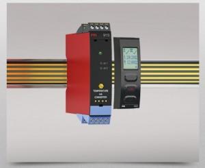 Bộ chuyển đổi tín hiệu Pt100 gắn tủ điện PR4116