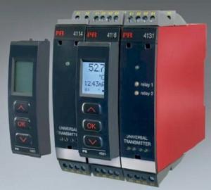 Bộ chuyển đổi nhiệt độ Pt100 sang 0-10v Pr4114