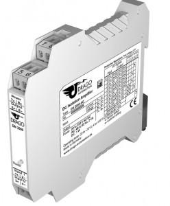 Bộ chuyển đổi tín hiệu 4-2ma ra 0-10v DN2000