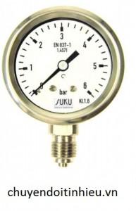 Đồng hồ đo áp suất Germany