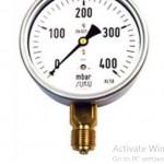 Đồng hồ đo áp suất thấp suku 5631
