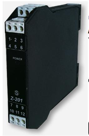 Bộ chuyển đổi tín hiệu dòng 0-5A sang 4-20mA