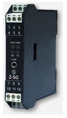 Bộ chuyển đổi tín hiệu loadcell sang 4-20ma