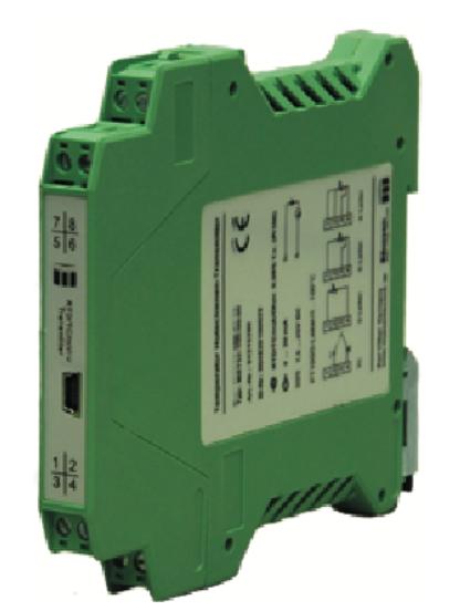Bộ chuyển đổi tín hiệu mV sang 4-20ma MST660