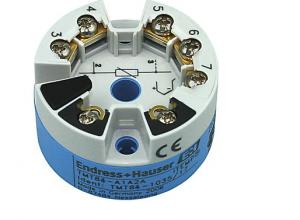 Bộ chuyển đổi tín hiệu pt100 Endress hauser TMT84