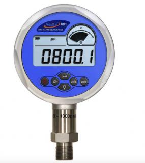 Đồng hồ đo áp suất Stiko điện tử