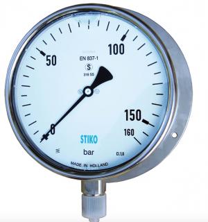 Đồng hồ áp suất 250mm