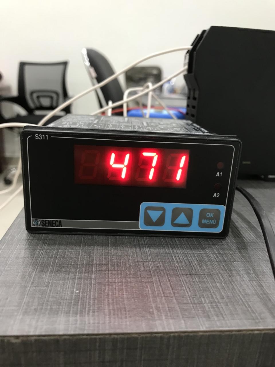 Bộ hiển thị nhiệt độ S311A Seneca