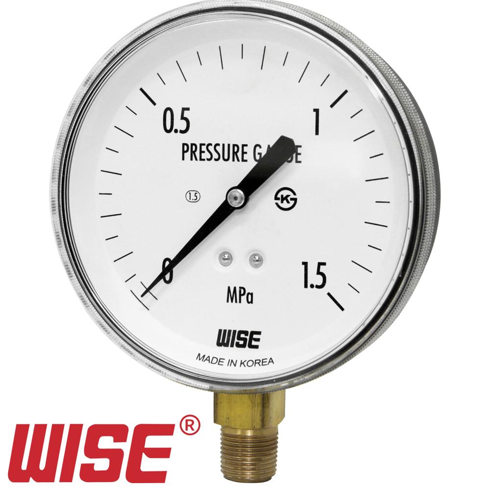 đồng hồ áp suất wise