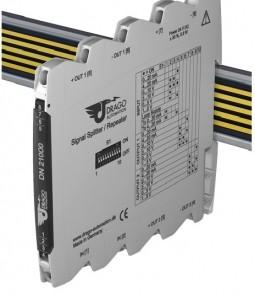 bộ chia tín hiệu 0-10v dn22000