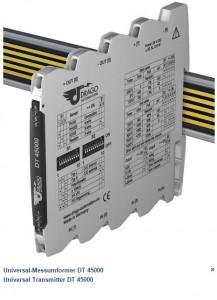 Bộ chuyển đổi tín hiệu analog 4-20ma, 0-10v, 1-5v