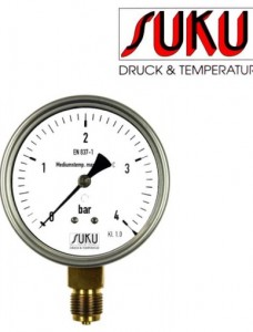 Đồng hồ đo áp suất suku 5331
