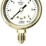 Đồng hồ đo áp suất 6010 suku