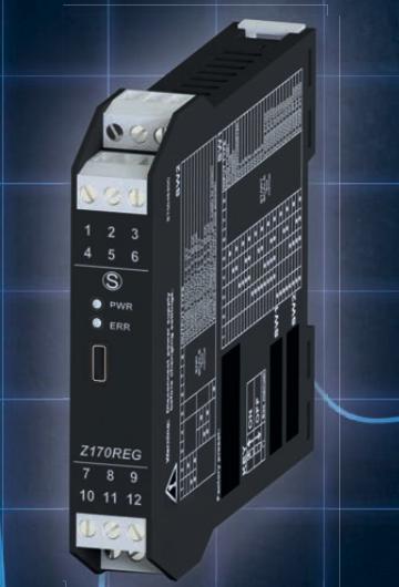 Bộ chia tín hiệu dòng 4-20ma Z170REG-1 Seneca