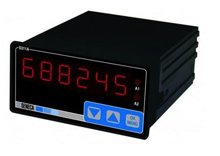 Bộ đọc nhiệt độ cảm biến Pt100 | điều khiển nhiệt độ S311