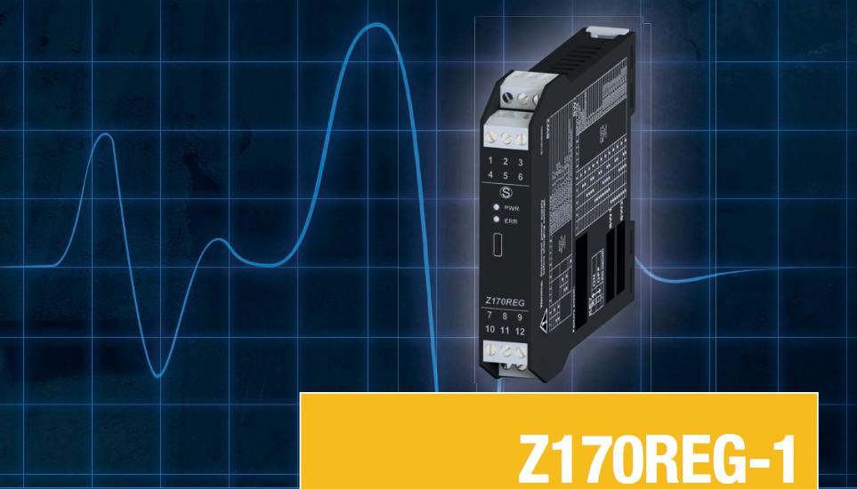 Bộ cách ly tín hiệu 4-20ma Z170reg