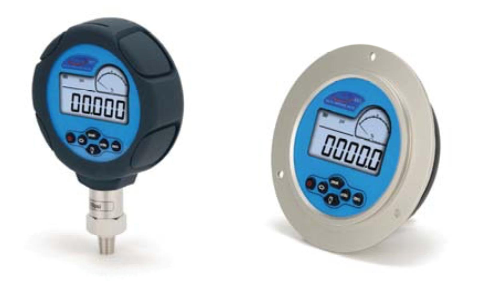 Đồng hồ áp suất điện tử ADT681 | Digital pressure gauge