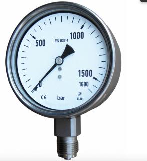 Đồng hồ áp suất 4bar 6bar
