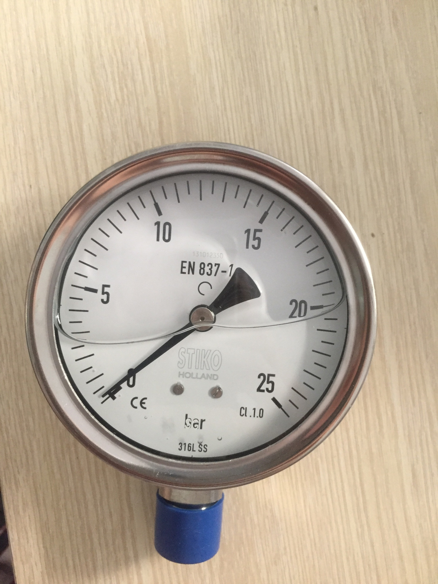 Đồng hồ đo áp suất 0-25 kg/cm2 ( 0-25bar )