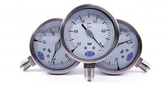 Đồng hô đo áp suất chân không M5000