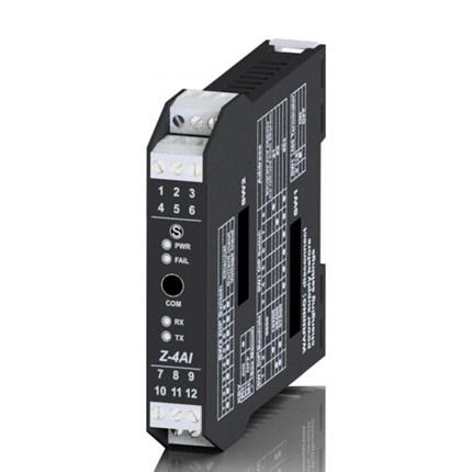 Bộ chuyển đổi analog ra modbus Z-4AI