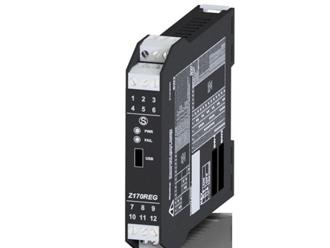 Bộ chuyển đổi nhiệt độ PT100 2 output 4-20mA 0-10V