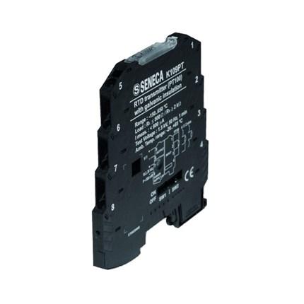 Bộ chuyển đổi tín hiệu PT100 sang 4-20mA | 0-10V | K109PT
