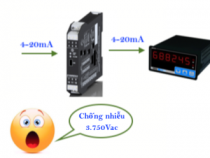 Bộ chuyển đổi tín hiệu 4-20ma sang 4-20mA Z109REG2-1
