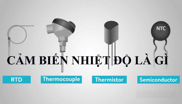cảm biến nhiệt độ pt100 là gì