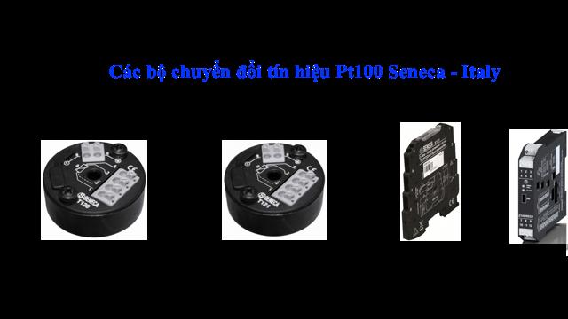 Các bộ chuyển đổi tín hiệu Pt100 Seneca