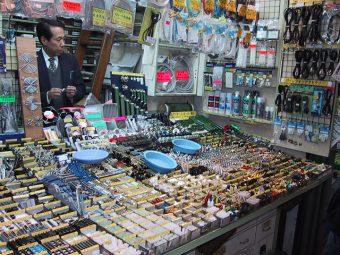 Hàng linh kiện điện tử Nhật Tảo