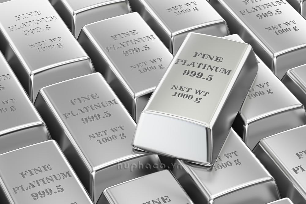 vật liệu platinum trong cảm biến pt100
