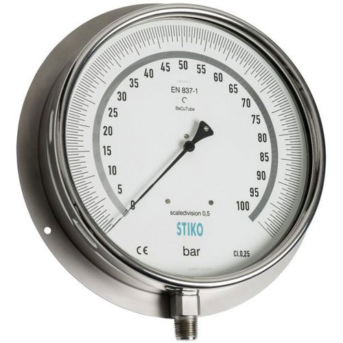 đồng hồ áp suất stiko