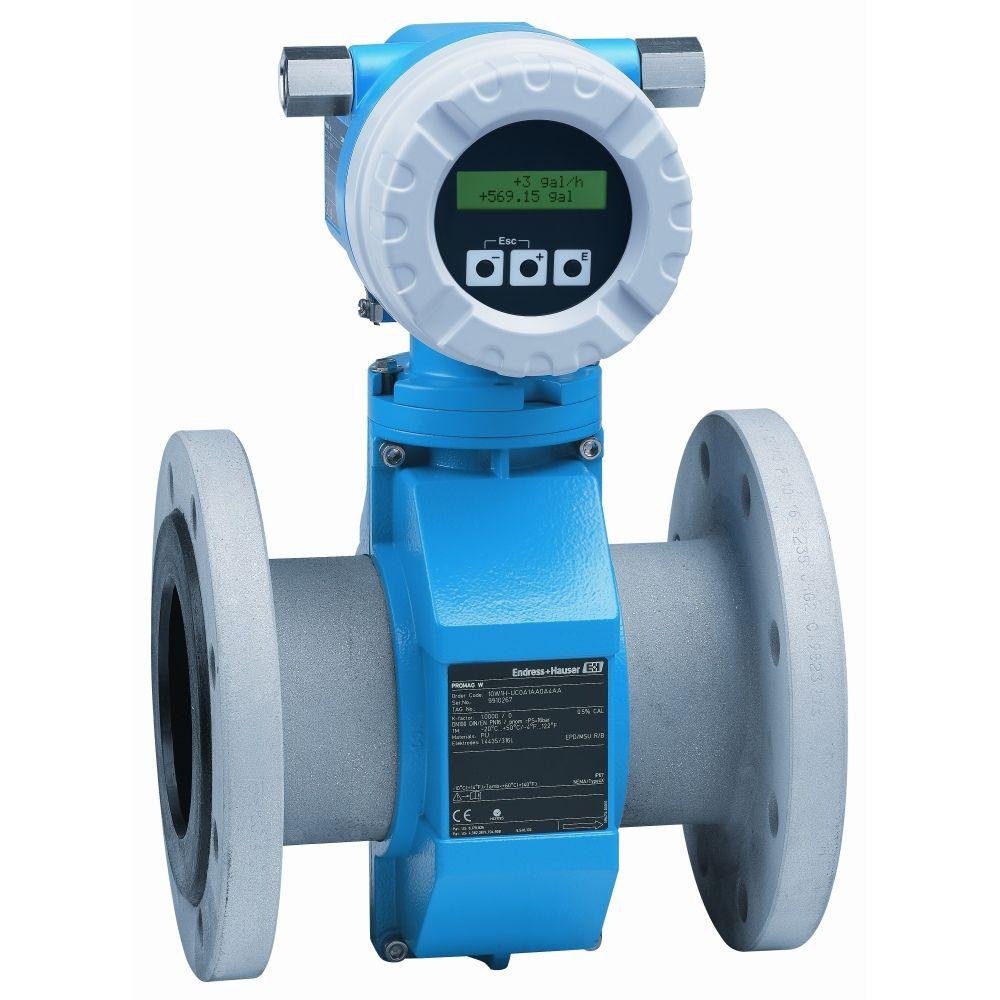 đồng hồ đo nước dạng điện tử