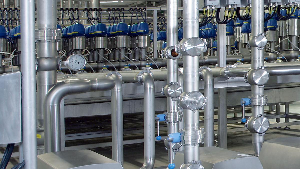 ứng dụng của đồng hồ đo áp suất dạng màng