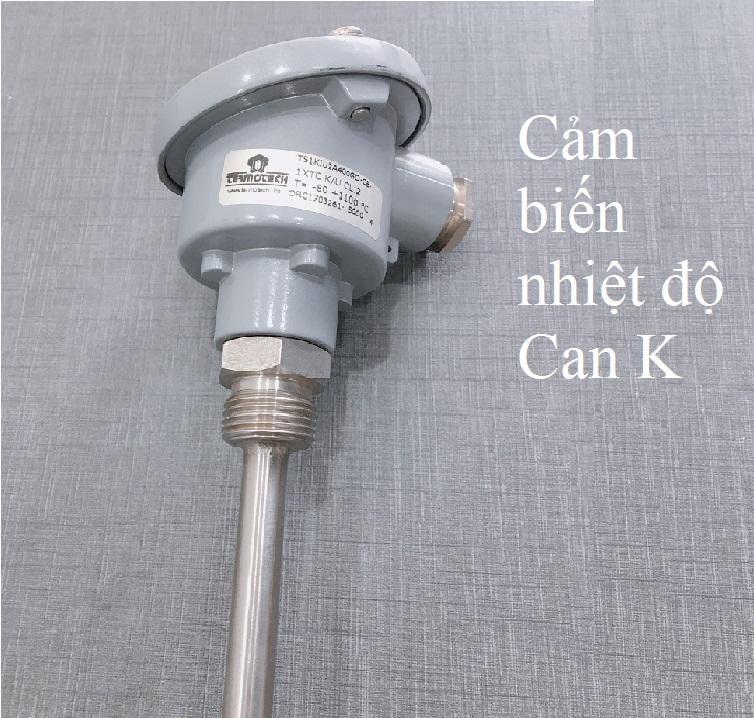 Cảm biến nhiệt độ can K TS1