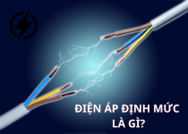 Điện áp định mức là gì