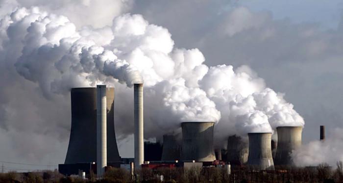 Sulphur Dioxide sinh ra trong các hoạt động công nghiệp